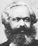 Karl Marx, philosopher, political economist