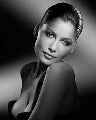 Model, actress, Laetitia Casta. (Photo: Studio Harcourt)