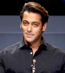Salman Khan - By Bollywood Hungama  - via Wikimedia Commons