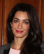 Amal Clooney photo UNICEF UK