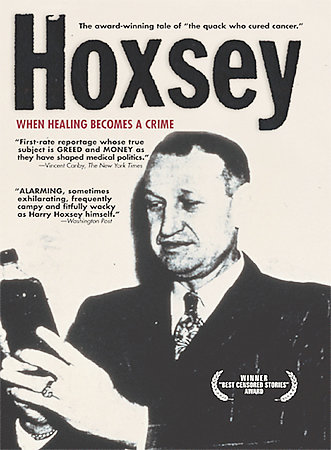 Hoxsey DVD