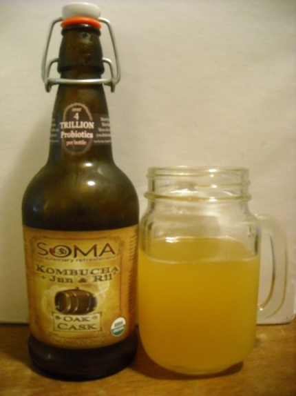 SOMA Oak Cast Kombucha