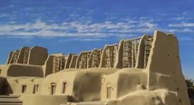 The 1000 year old windmills of Iran.  https://youtu.be/3qqifEdqf5g